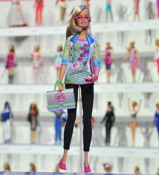 Барби выпустила куклу барби